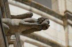L'ange de Chambord