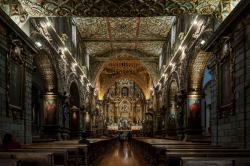 Église de la Campana Quito - Équateur
