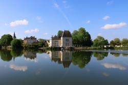 Reflets dans le Loir