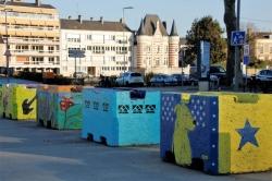 Street art  anti intrusion