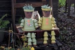 Les amoureux du jardin !!