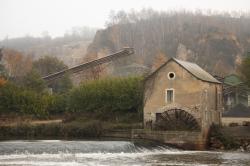 Moulin et carrière de la Fosse