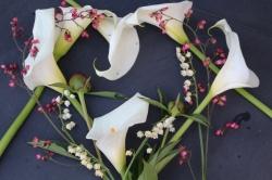 Julie C. - fleurs
