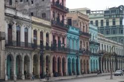 Architecture coloniale à La Havane