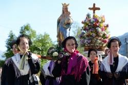 Les Mauriennes a la Sainte Marie