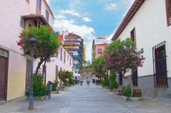 Une rue de Puerto de la Cruz