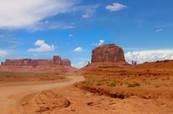 Formations géomorphologiques de Monument Vallée