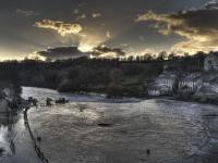 Rochefort inondé