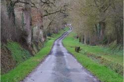 Au fond la Mayenne