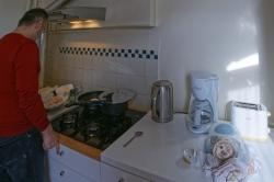 La cuisine de papa