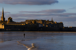 Vers St malo