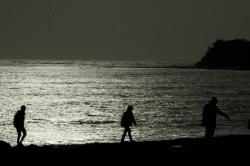 Balade du bord de mer