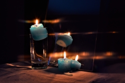 Reflets de lumières