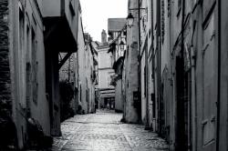 Bernard A. - Une rue de Laval