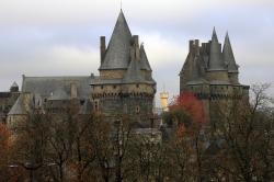 Les châteaux de Vitré