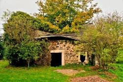Ancienne cabane en Mayenne