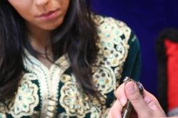 Rituel du Henné avant le mariage _li