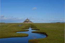 Méandres du Mt-St-Michel