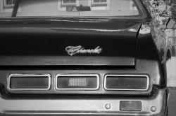 ''Triple Black'' - Chevy Impala 67